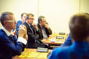 DGCS OPEN Mistrzostwa Polski Przedsiębiorców w Szachach, Tadeusz Cymański