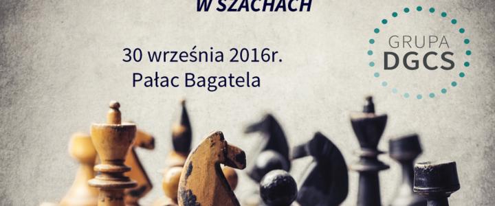 VIII Mistrzostwa Polski Przedsiębiorców w Szachach!