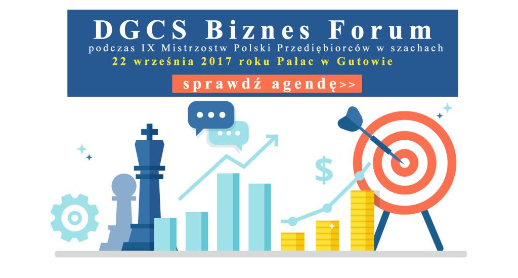 Agenda-DGCS Biznes Forum