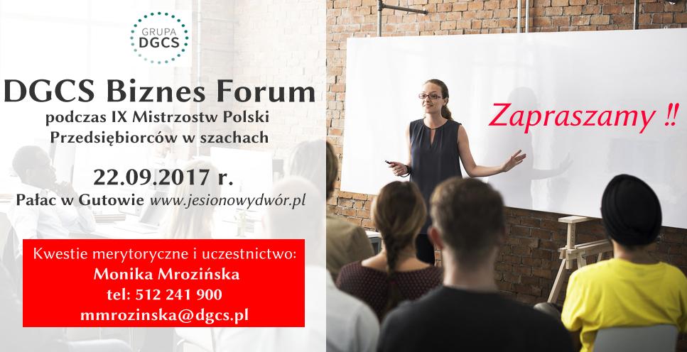 DGCS Biznes Forum