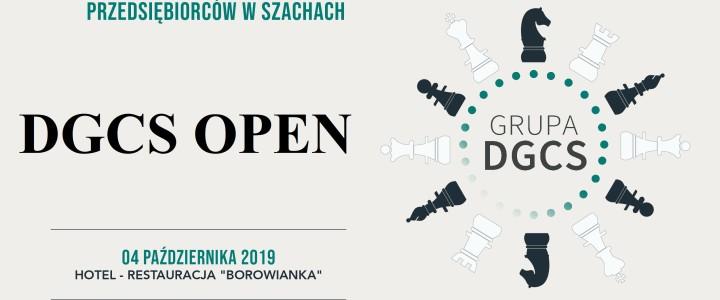 DGCS OPEN 2019