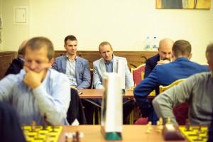 DGCS OPEN Mistrzostwa Polski Przedsiębiorców w Szachach, Artur Duszkiewicz, Damian Pietras